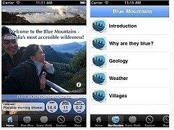 Blue Mountains App