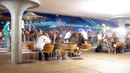 Opera Bar Sydney inside view