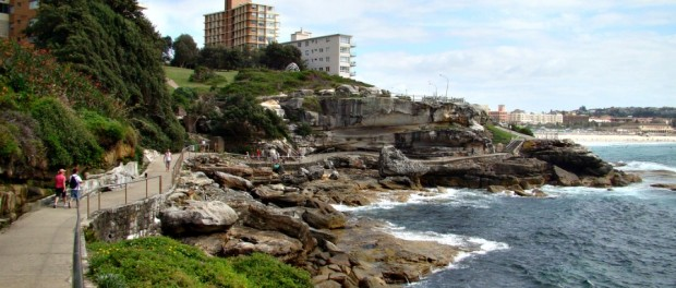 Bondi to Coogee Walking path