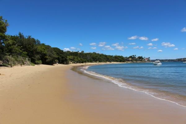 Jibbon Beach Royal National Park in Sydney