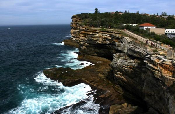 The Gap lookout Sydney Harbour National Park