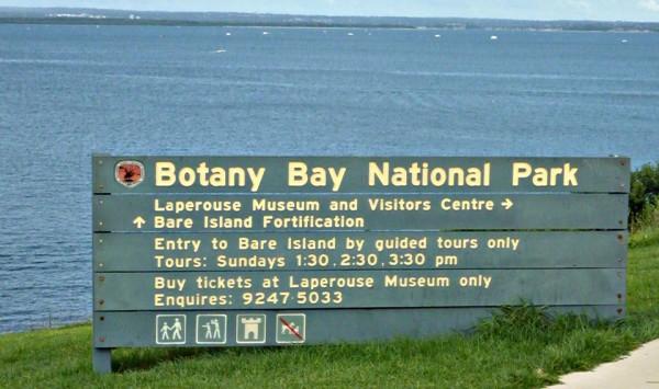 Botany Bay National Park in Sydney