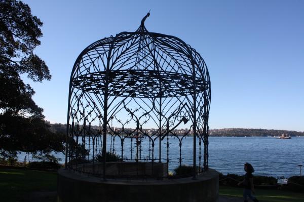 Mrs Macquaries Folly - Botanic Gardens Walk Sydney