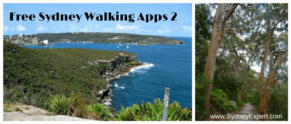 Sydney Walking Apps