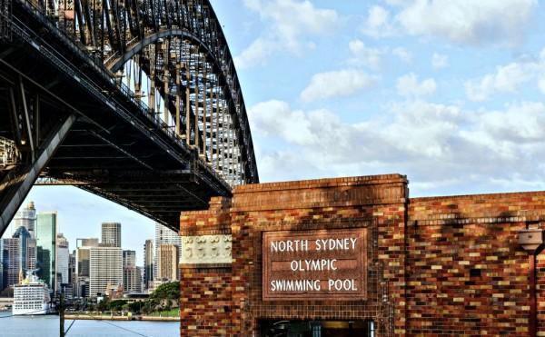 Nicki Mannix North Sydney Olympic Pool