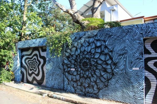 enmore wallls graffiti