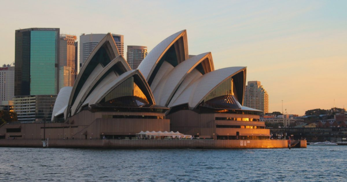 Choosing a sydney opera house tour sydney expert for Sydney opera housse