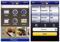 Urbanspoon Sydney app