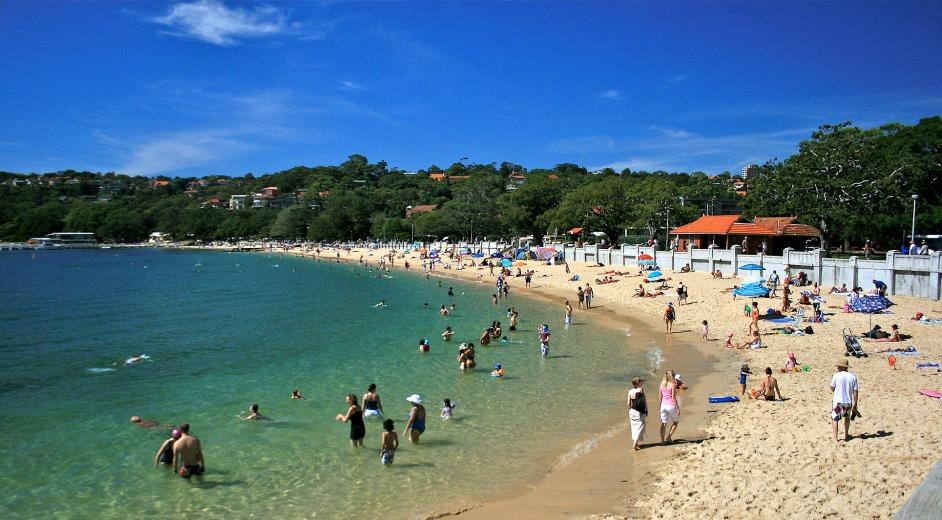Sydney By Bus Balmoral Beach