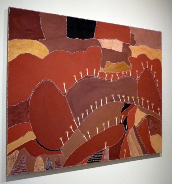 Artist: Patrick Mung Mung Ngarrgoorroon Country (2006)