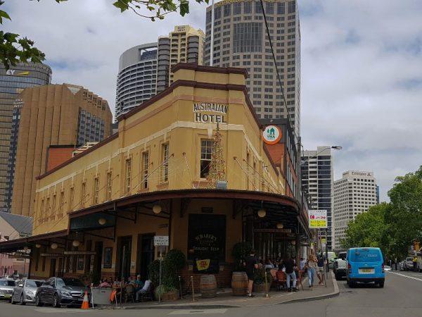Australian Heritage Hotel The Rocks Sydney