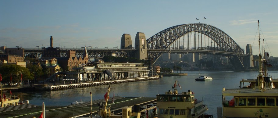 Sydney's Circular Quay
