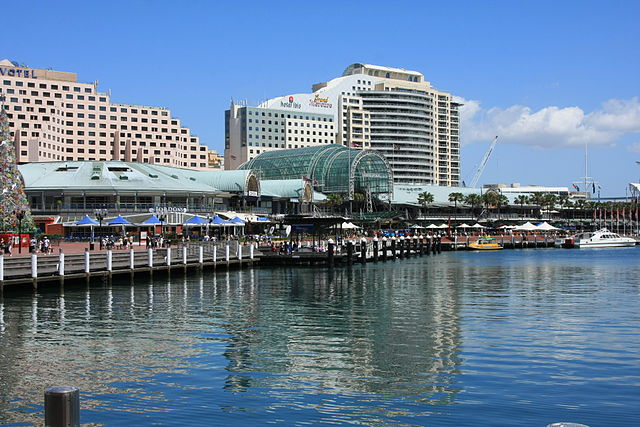 Hotels in Darling Harbour