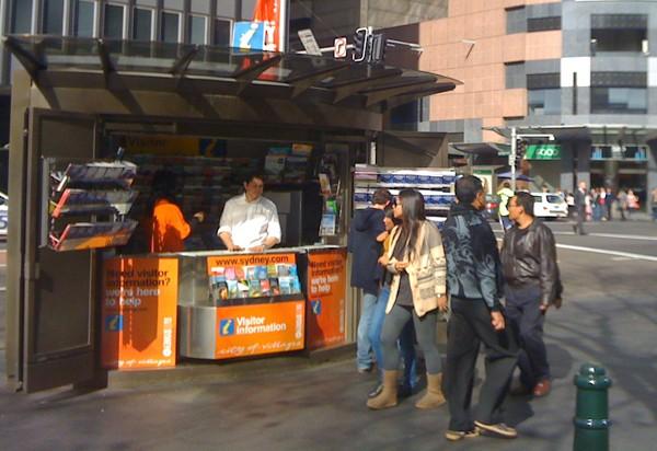 Tourist Information Sydney