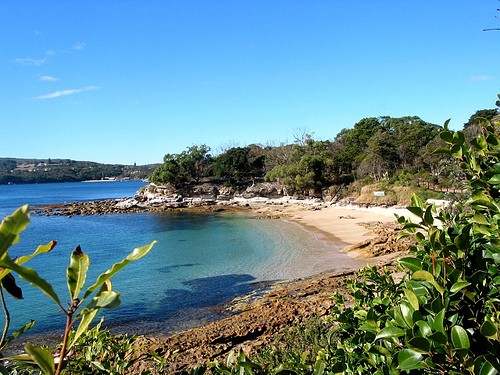 Sydney Harbour Beaches - Reef Beach