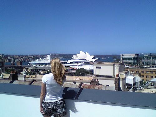 Sydney Harbour YHA The Rocks