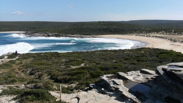 Bundeena to Marley Beach walk