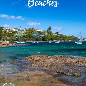 Sydney Harbour Beaches