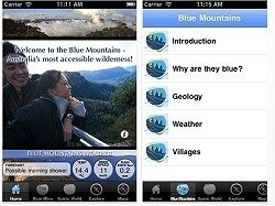 Blue Mountains App