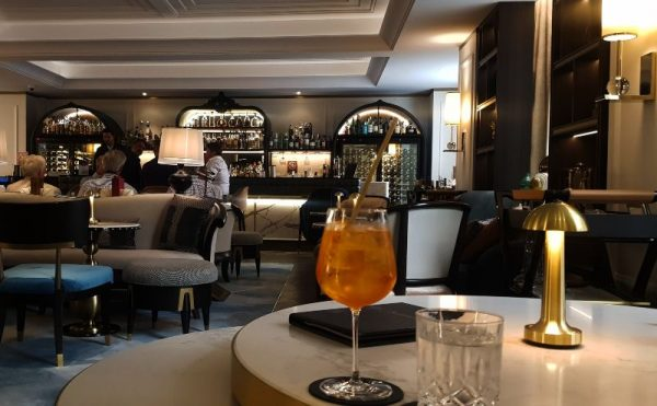 Happy Hour at the Langham Hotel Sydney