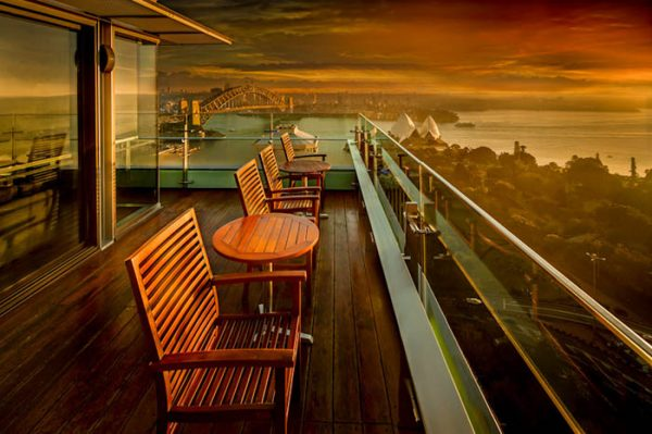 Sydney Hotels with a view of Sydney Harbour Bridge
