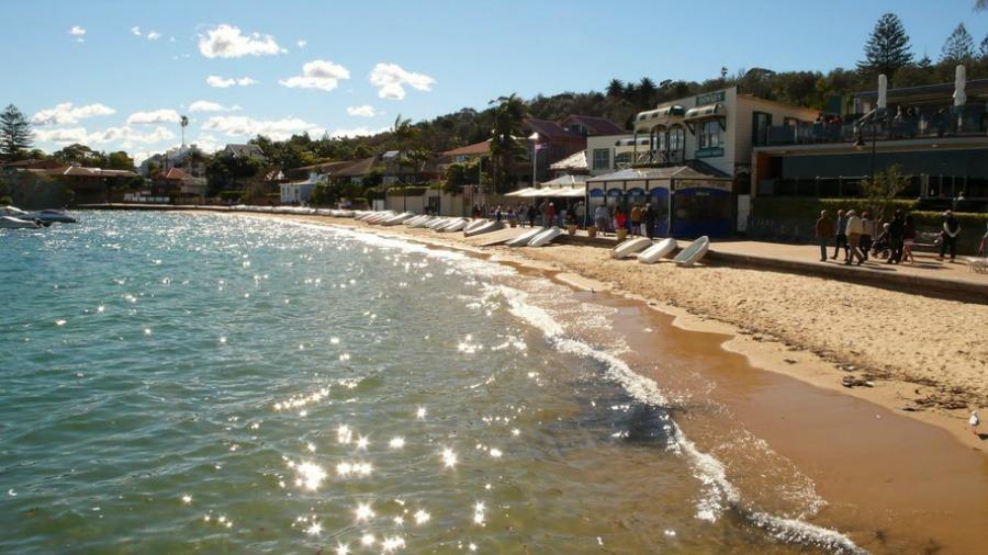 Watson's Bay Beach