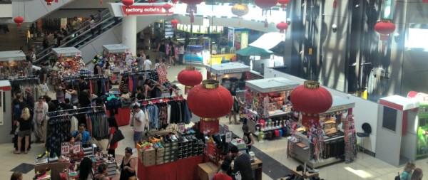 market city shopping