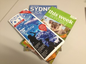 Free Sydney guides