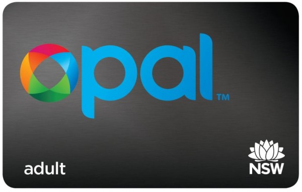 Adult Opal Card - how does it work