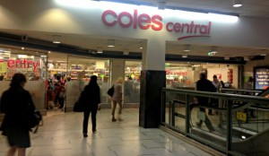 Coles Wynyard