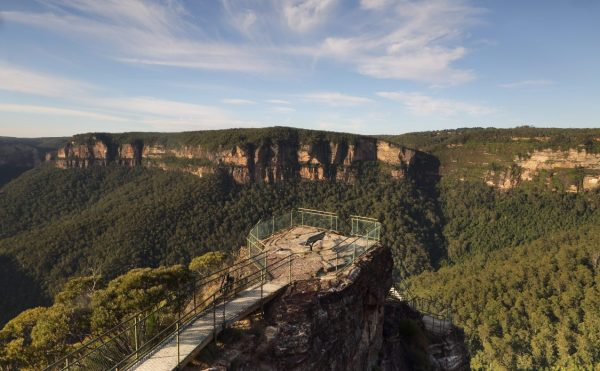 Pulpit Rock Lookout Blackheath