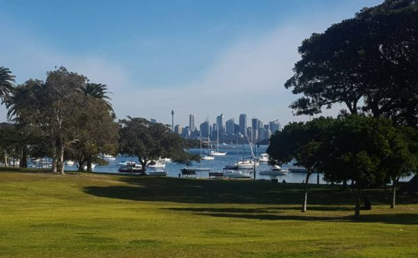 Robertson Park Watsons Bay Sydney