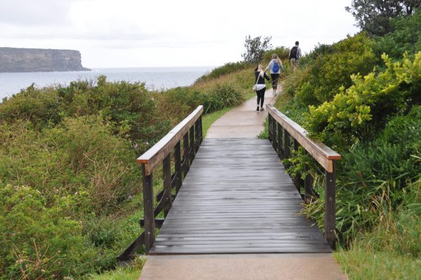 Watsons Bay Walk track