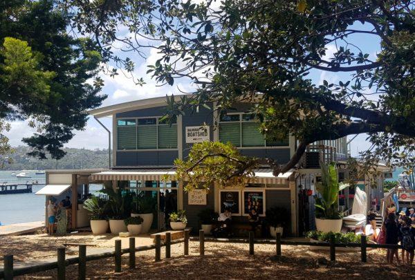 Boathouse Balmoral cafe