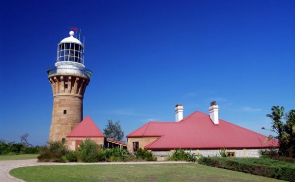 Palm Beach lighthouse Barrenjoey headland