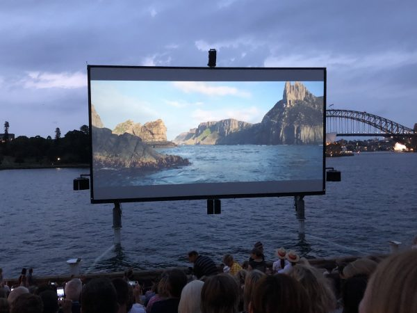 outdoor cinema sydney