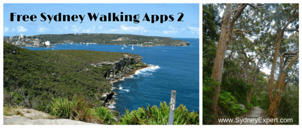 Sydney Walking Apps