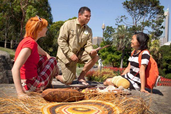 Sydney Botanic Gardens Aboriginal Tour