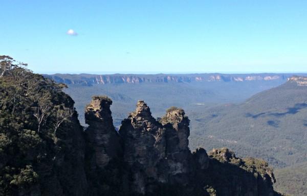 Sydney budget bucketlist sunday blue mountains