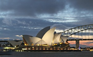 Sydney Bucket list sunset