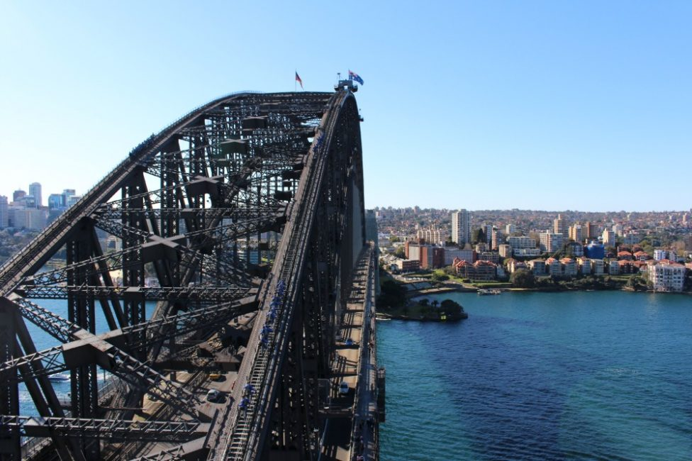 Sydney Harbour Pylon Lookout - Sydney Expert