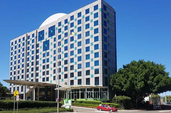 Holiday Inn Mascot Airport Hotel Sydney Australia