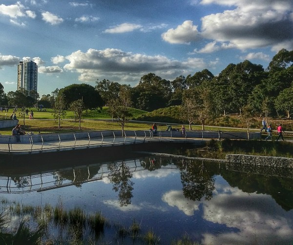 Sydney Park St Peters