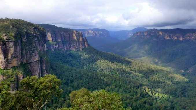 Blue Mountains Visit why Blue