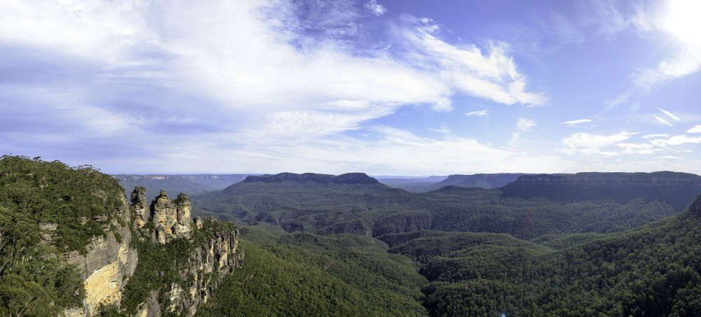 How to visit the Blue Mountains West of Sydney