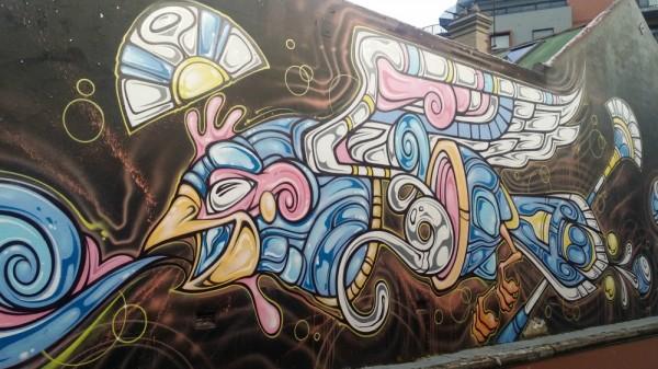 Newtown murals