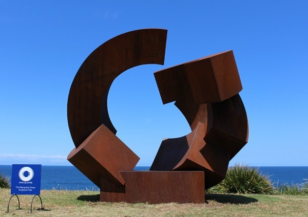 Sculpture by the sea Bondi 2015- Winner