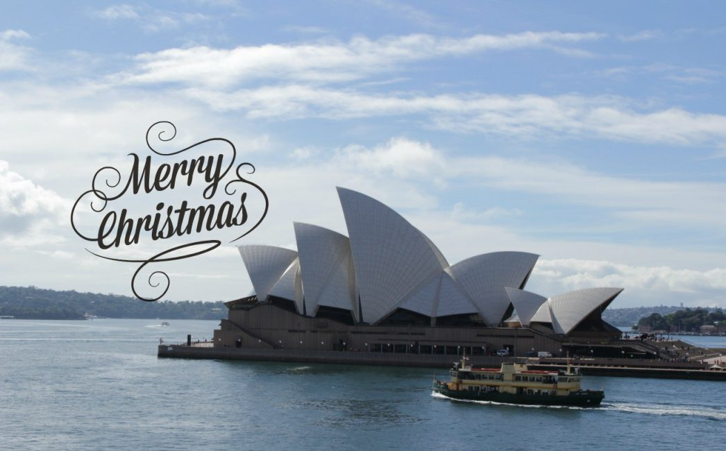 What date is christmas in Sydney