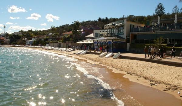 Wharf Beach Watsons Bay