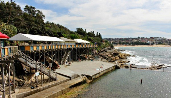 Wylies Baths are open on Christmas Day